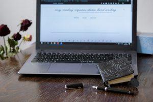 Schreibsetting